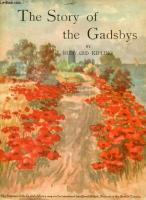 The story of the Gadsbys Brockhaus 1924